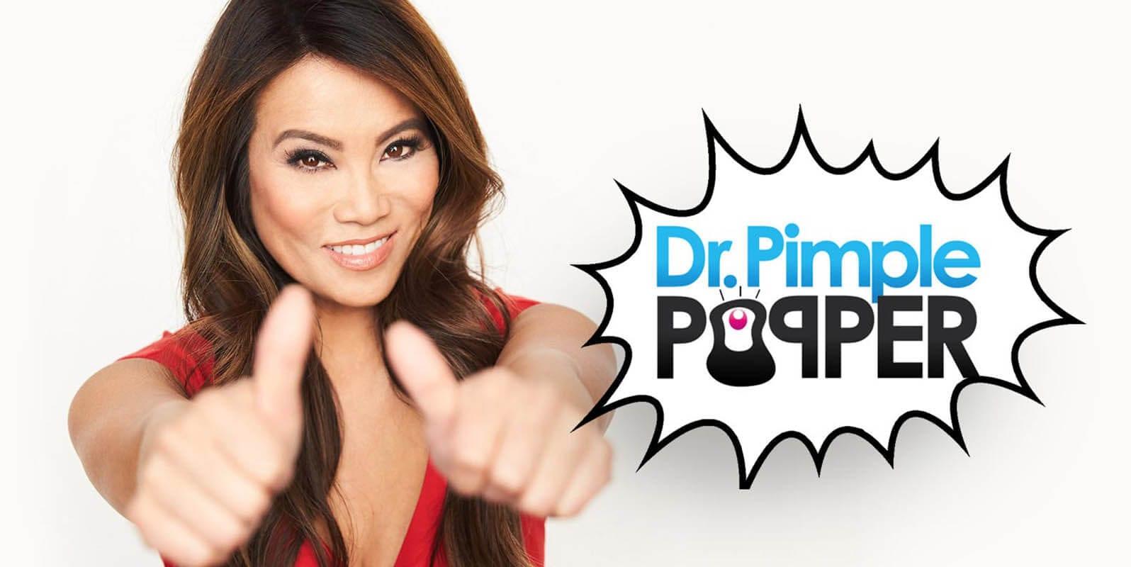 Meet Dr  Pimple Popper - Upland, CA | Skin Physicians & Surgeons